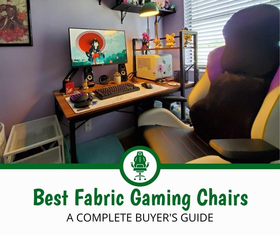 Best Fabric Gaming Chair