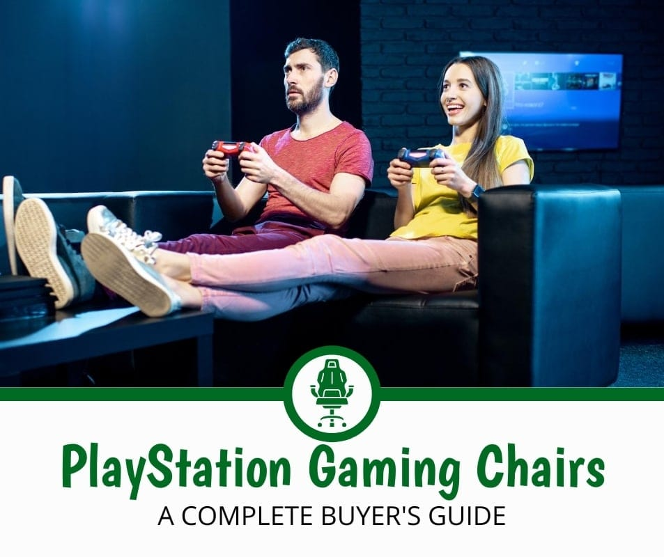 Best PlayStation Gaming Chairs