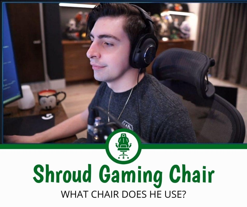 Shroud Gaming Chair
