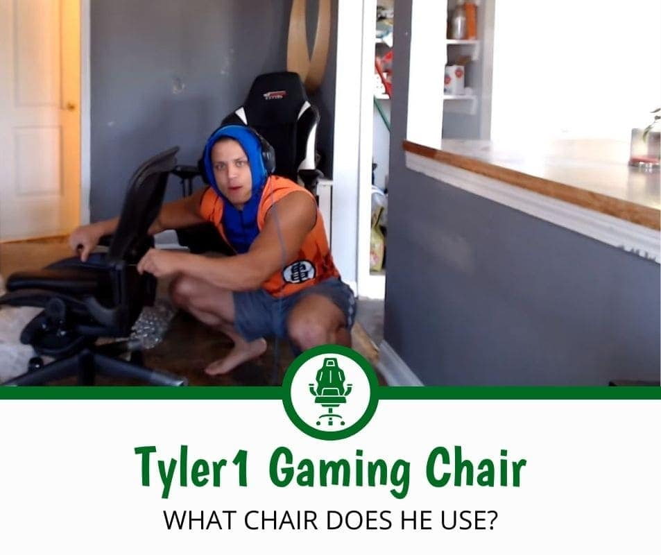 Tyler1 Gaming Chair