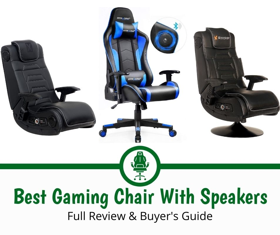 Best Gaming Chair With Speakers & Vibration