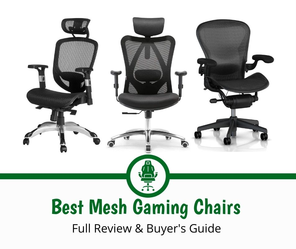 Best Mesh Gaming Chairs