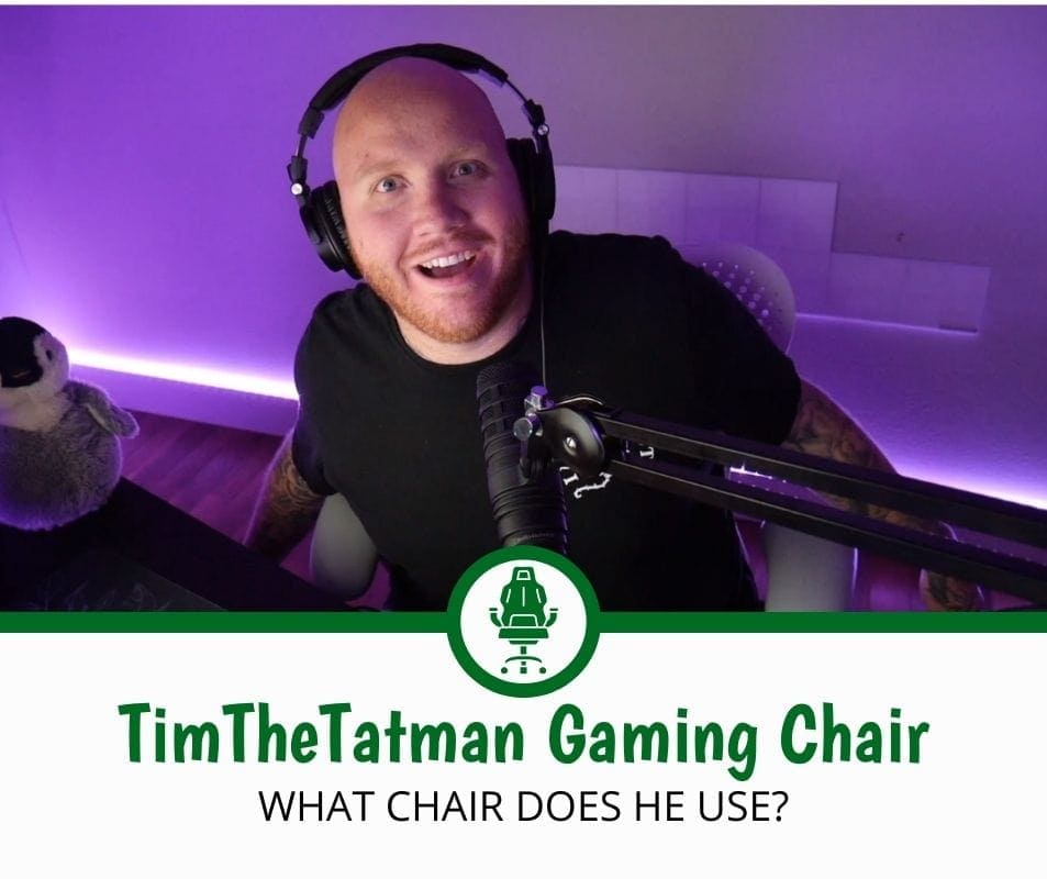 TimTheTatman Gaming Chair
