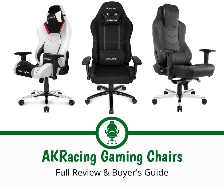 AKRacing Gaming Chairs Review