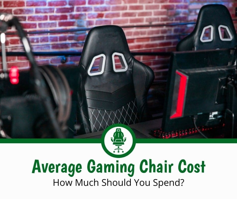 Average Gaming Chair Cost