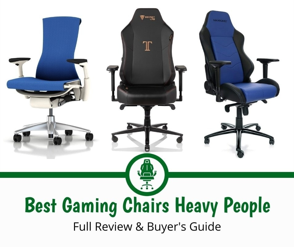 Best gaming Chairs for fat and heavy people