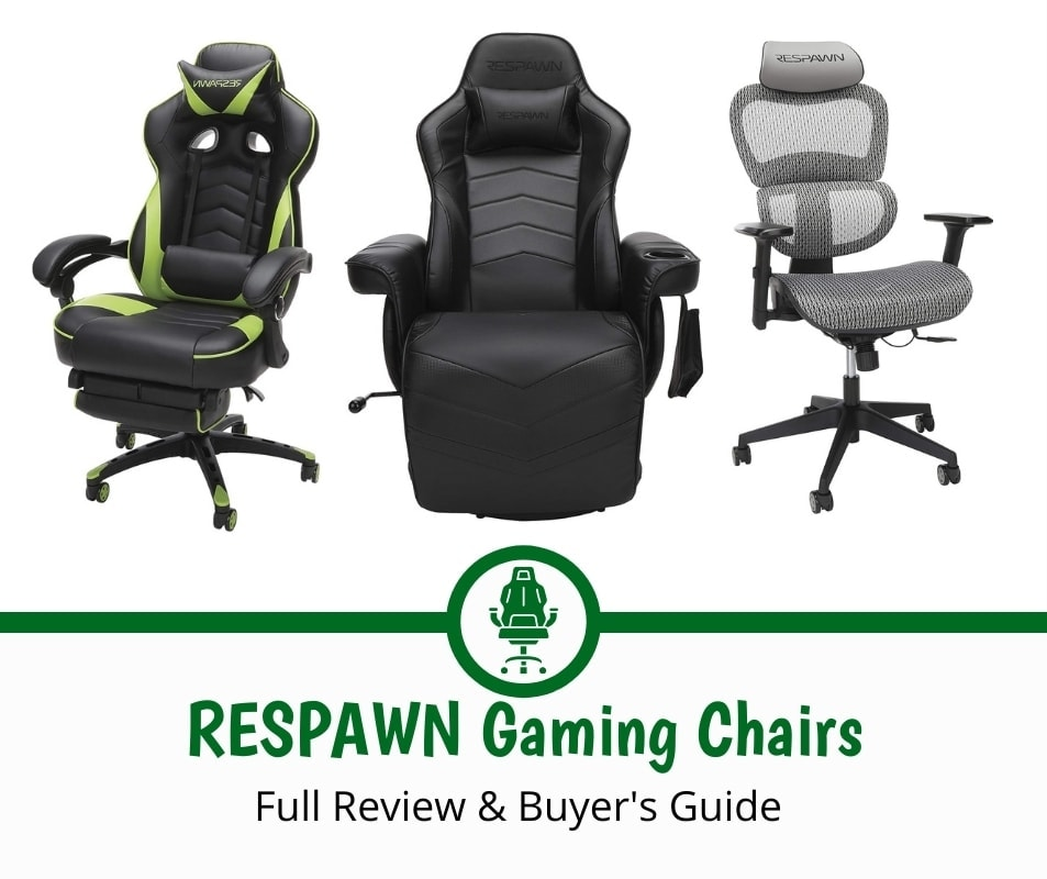RESPAWN Gaming Chairs Review