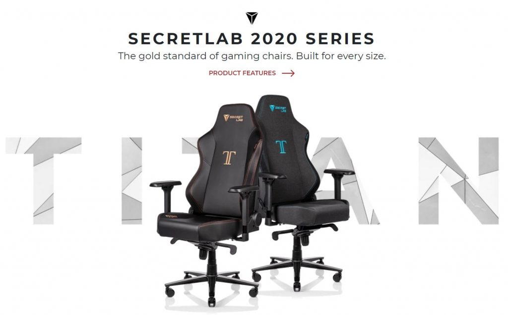 Secretlab Promo 2
