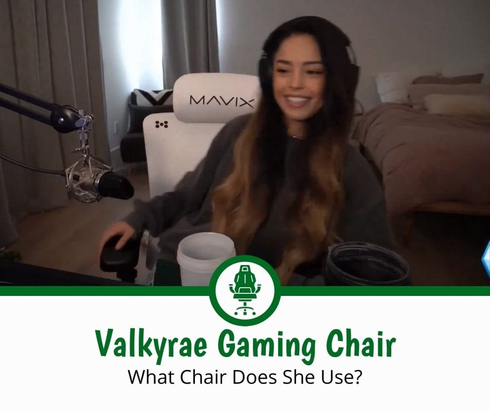 Valkyrae Gaming Chair