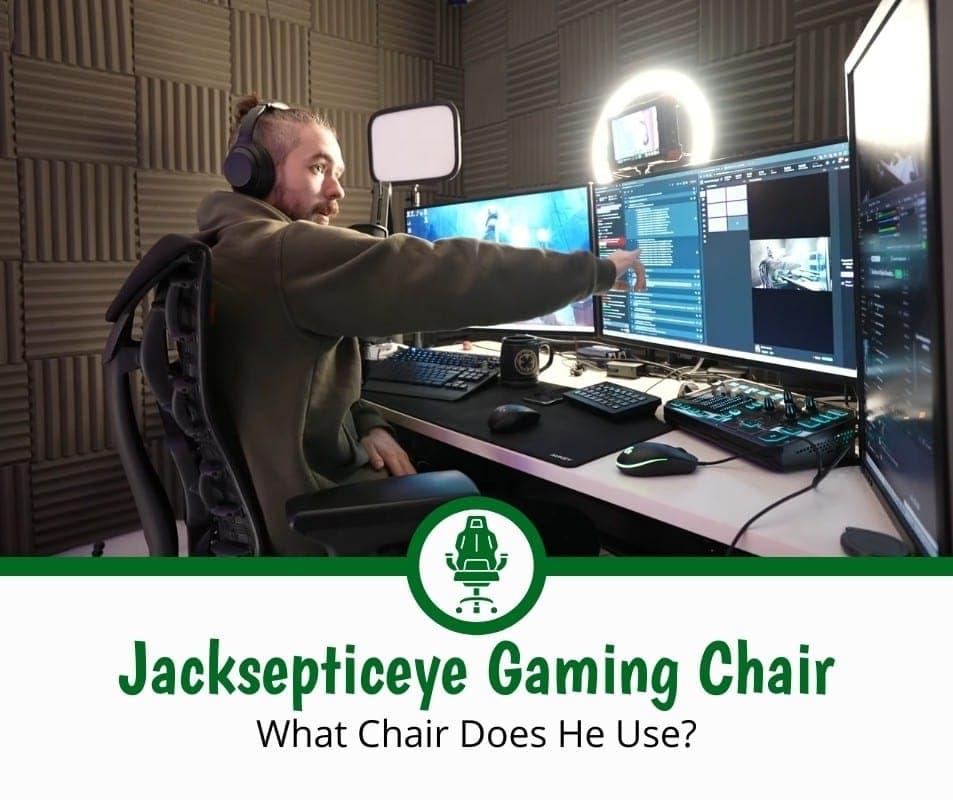 Jacksepticeye Gaming Chair