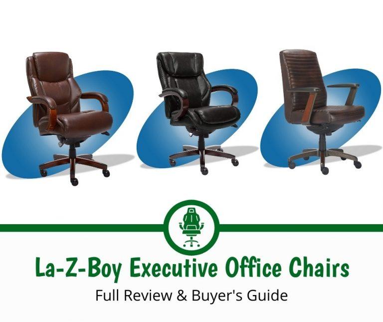 la-z-boy executive office chair review