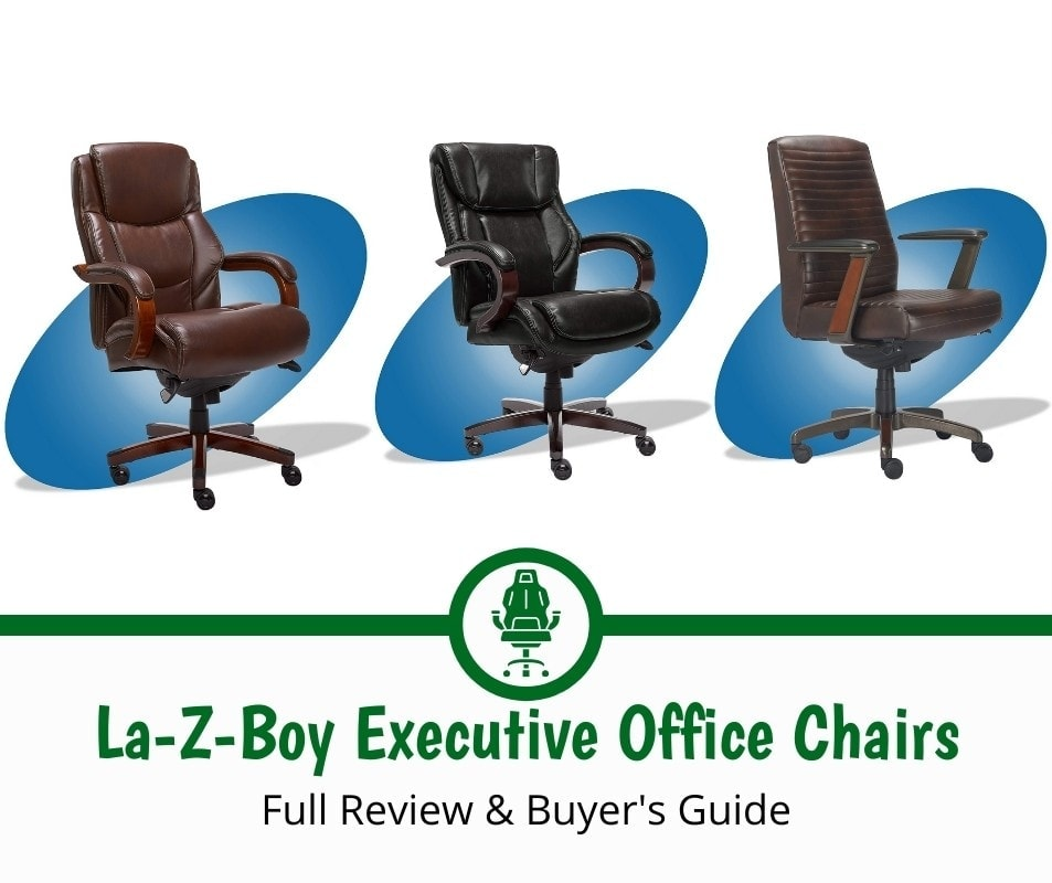 la-z-boy executive office chair review