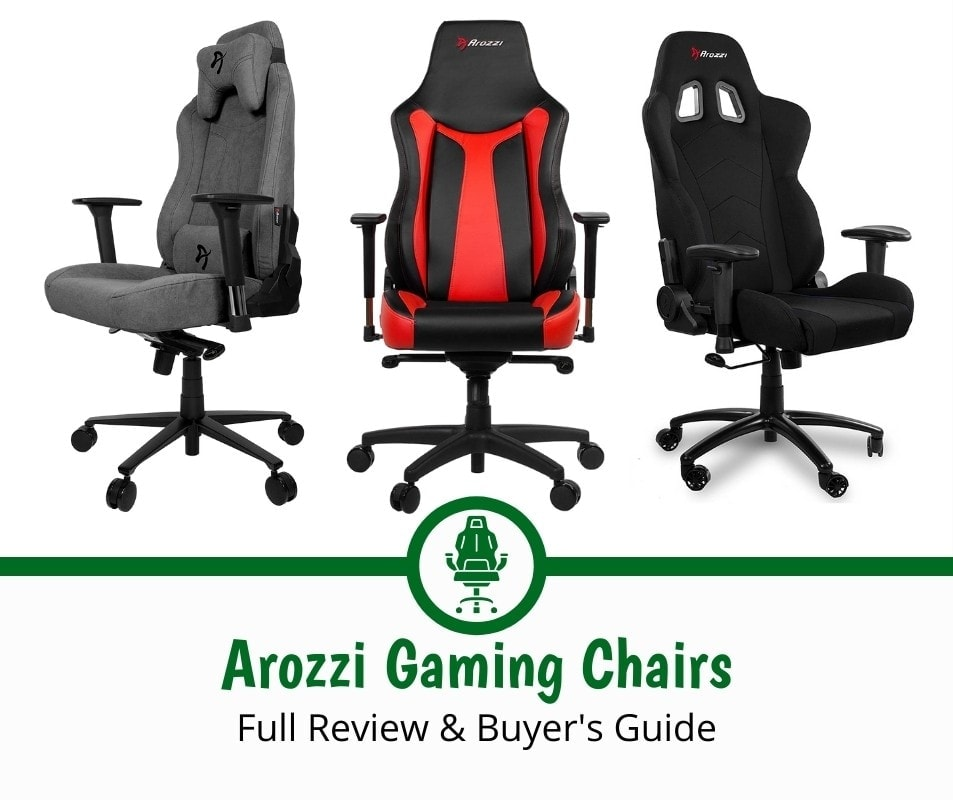 Arozzi Gaming Chairs Review