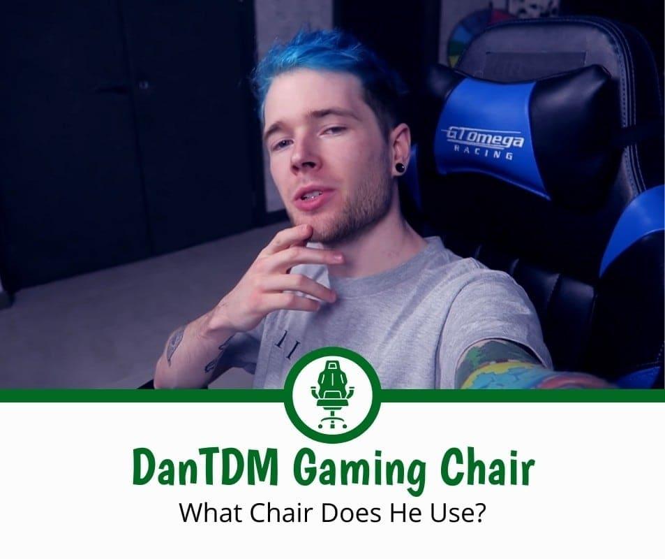 DanTDM Gaming Chair