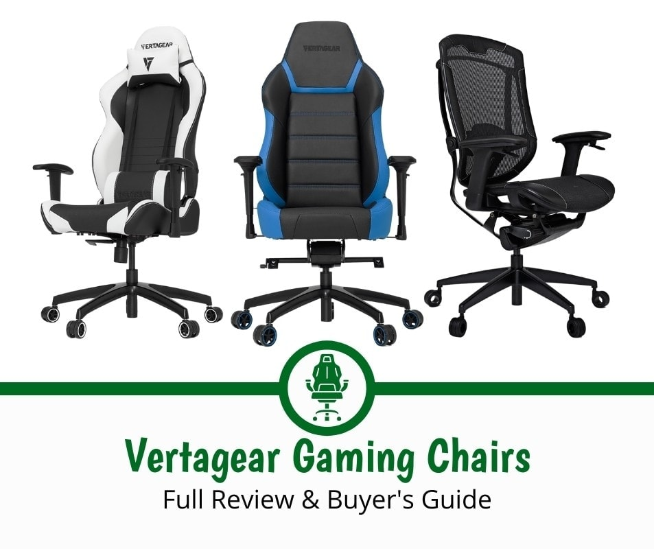Vertagear Gaming Chairs Review