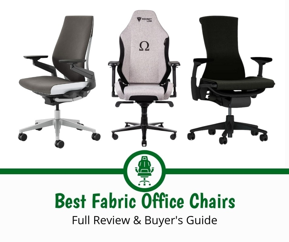 Best Fabric Office Chairs
