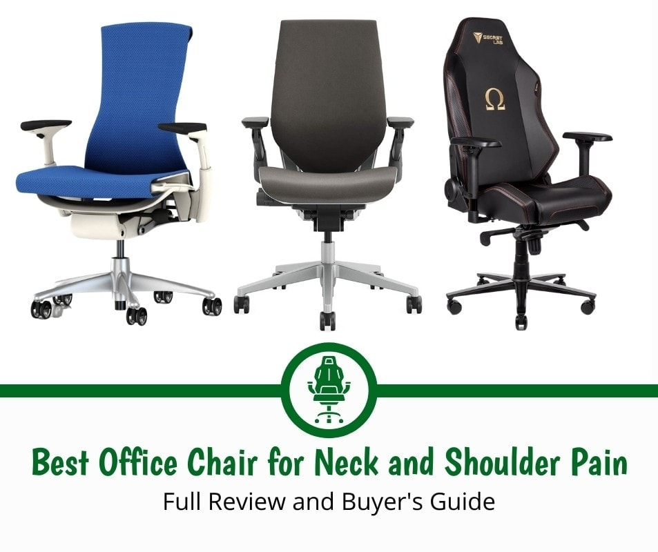 Best Office Chair for Neck and Shoulder Pain